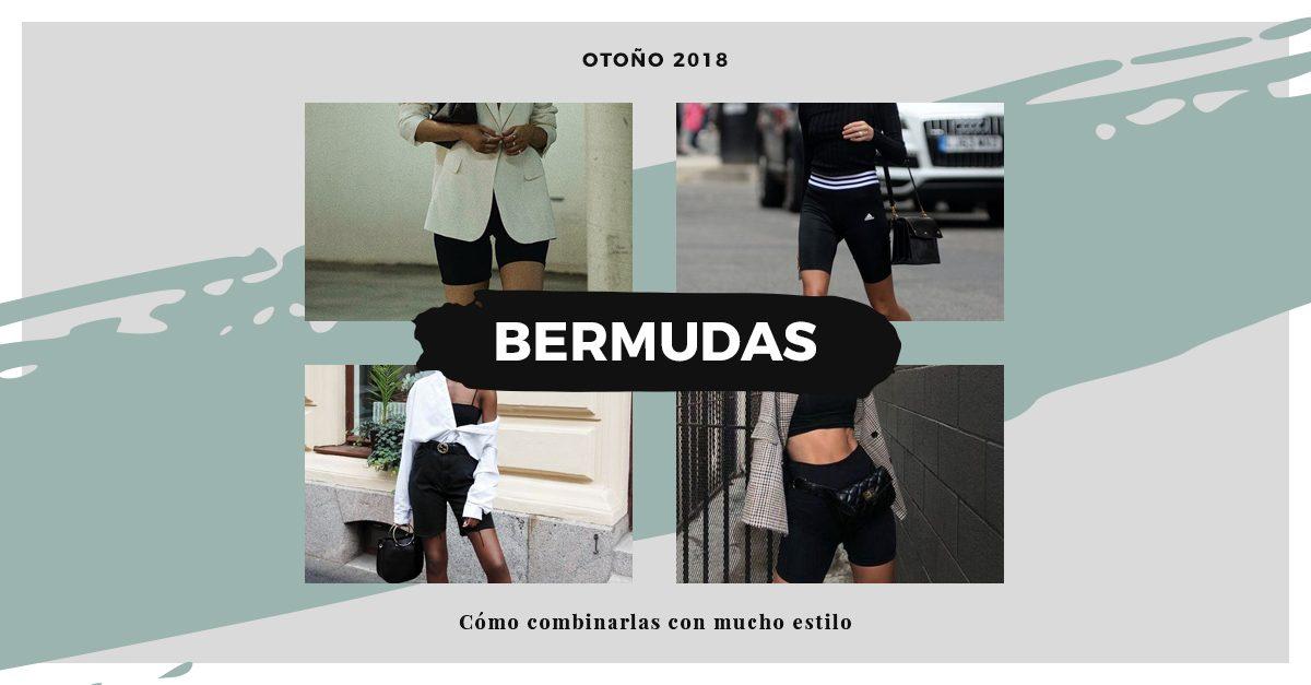 Bermudas moda mujer