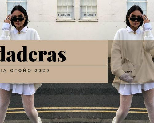 Sudaderas Moda 2020